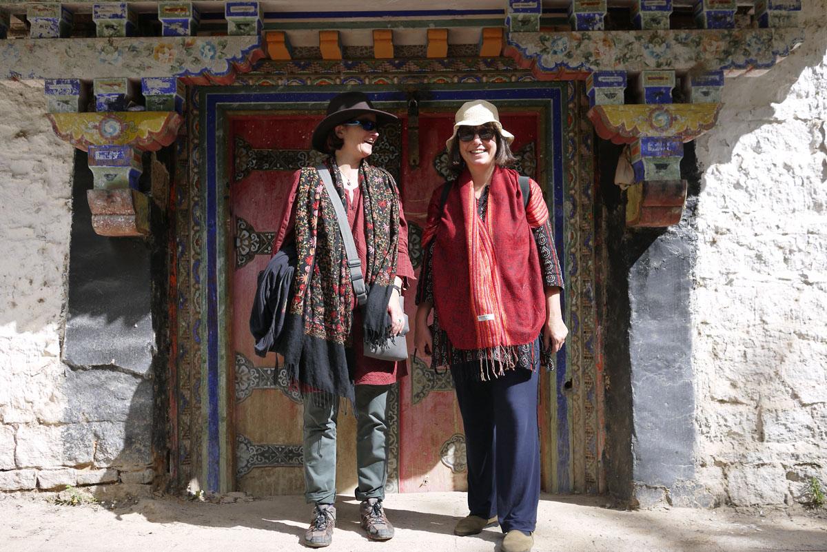 9 Susanna und Maria Tibet