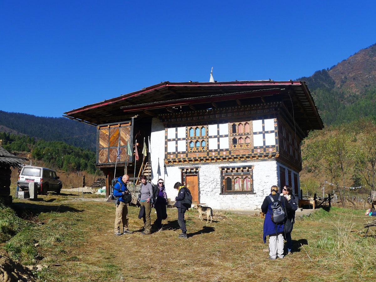 4 Homestay Bhumthang
