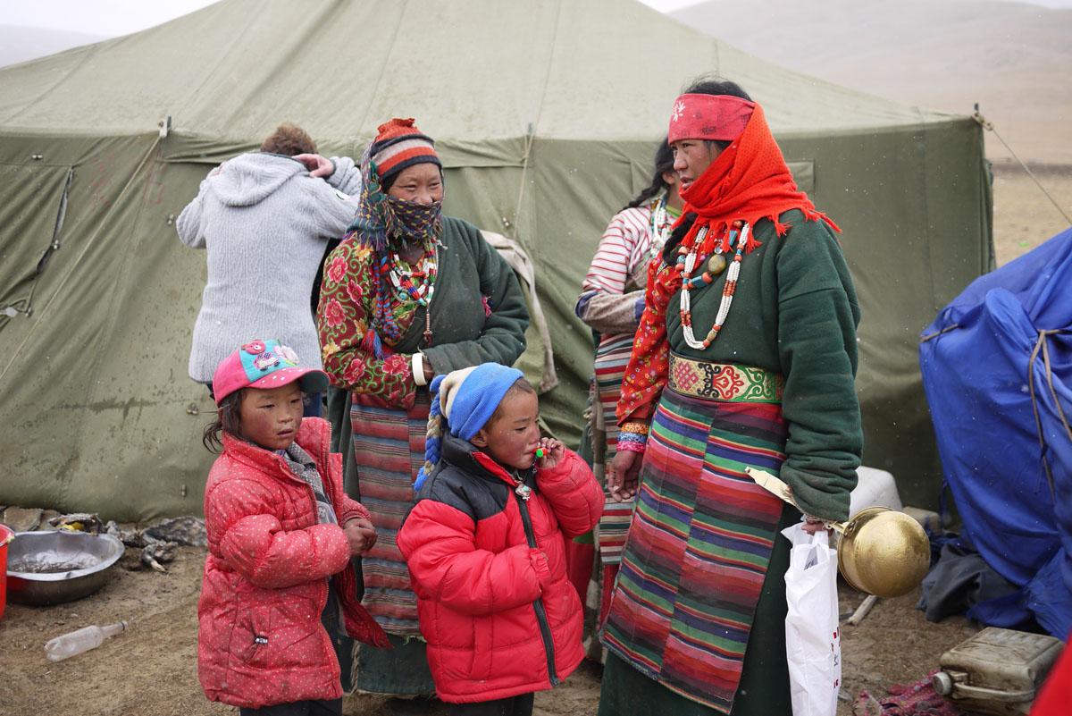 2 Nomadenfrauen