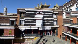 12 Shigatse Tashi Lhunpo
