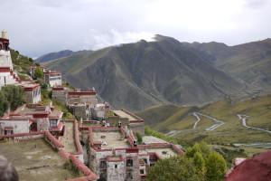 4 Ganden Kloster