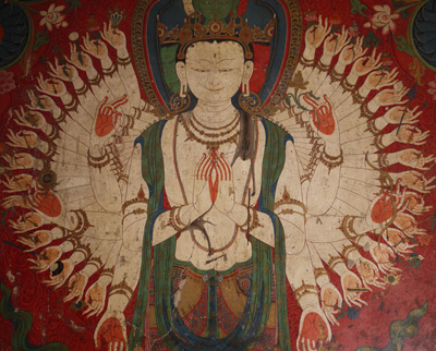 Freske-im-Kumbum