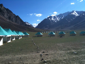 11A Camp in Sarchu