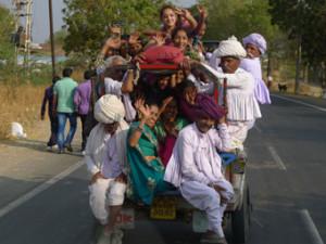 _16 Saurashtra Hochzeitspartie