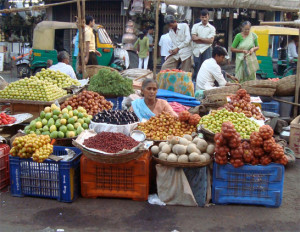 _24 Ahmedabad Markt