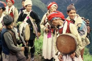 Titelphoto Schamanen auf Goisankund