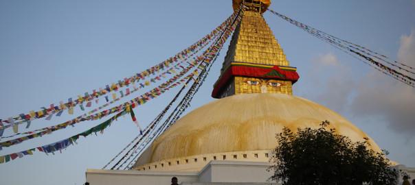 1 Bodnath Stupa