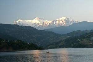 12 Begnassee mit Annapurna