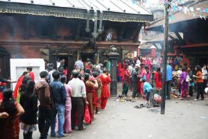 5 Patan Fest Kumbhesvar Tempel