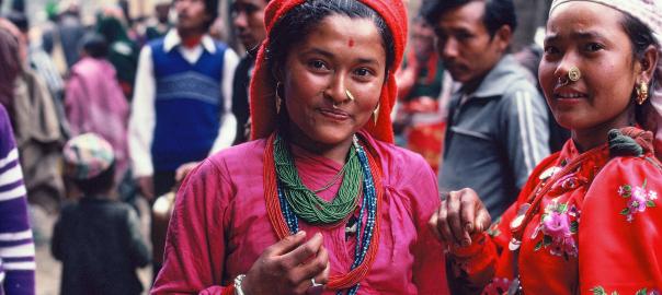 Chayarsaba girls Nepal