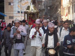 3a Prozession Kumari