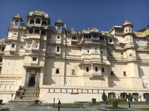 0_Udaipur Palast